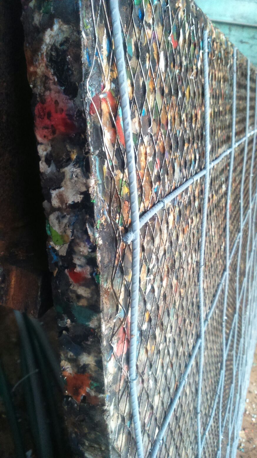 Mexico plastic EcoDom