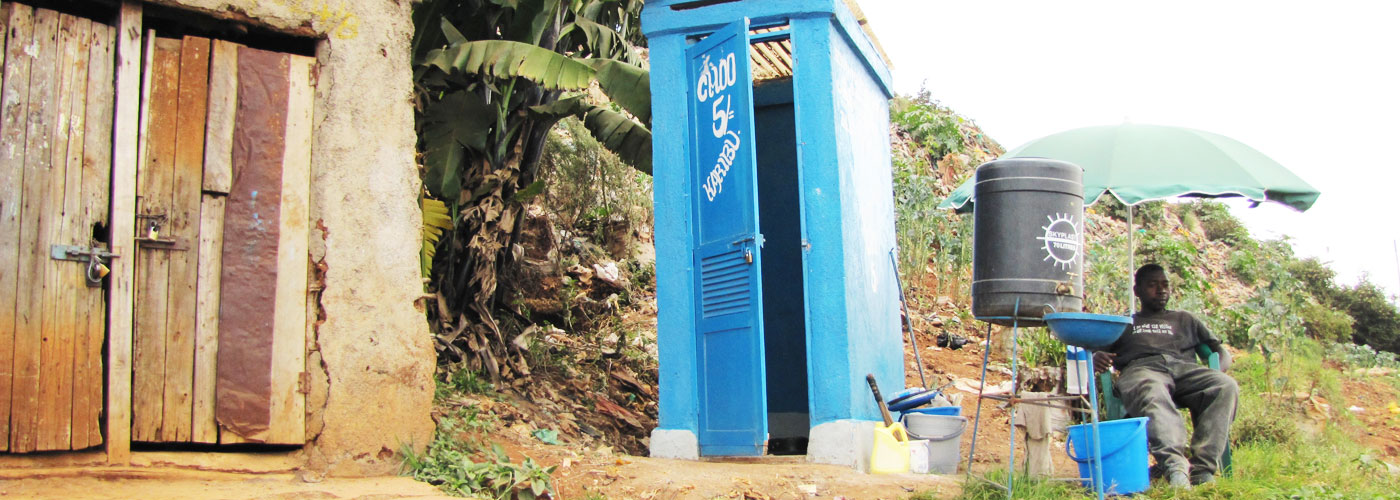 This 'Toilet Coalition' Addresses the Business of Sanitation