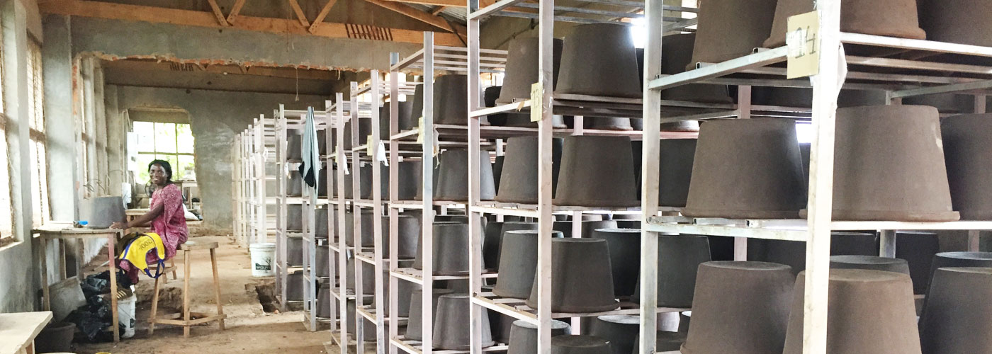 How Simple Clay Pots Provide Clean Water for Thousands of Ugandans