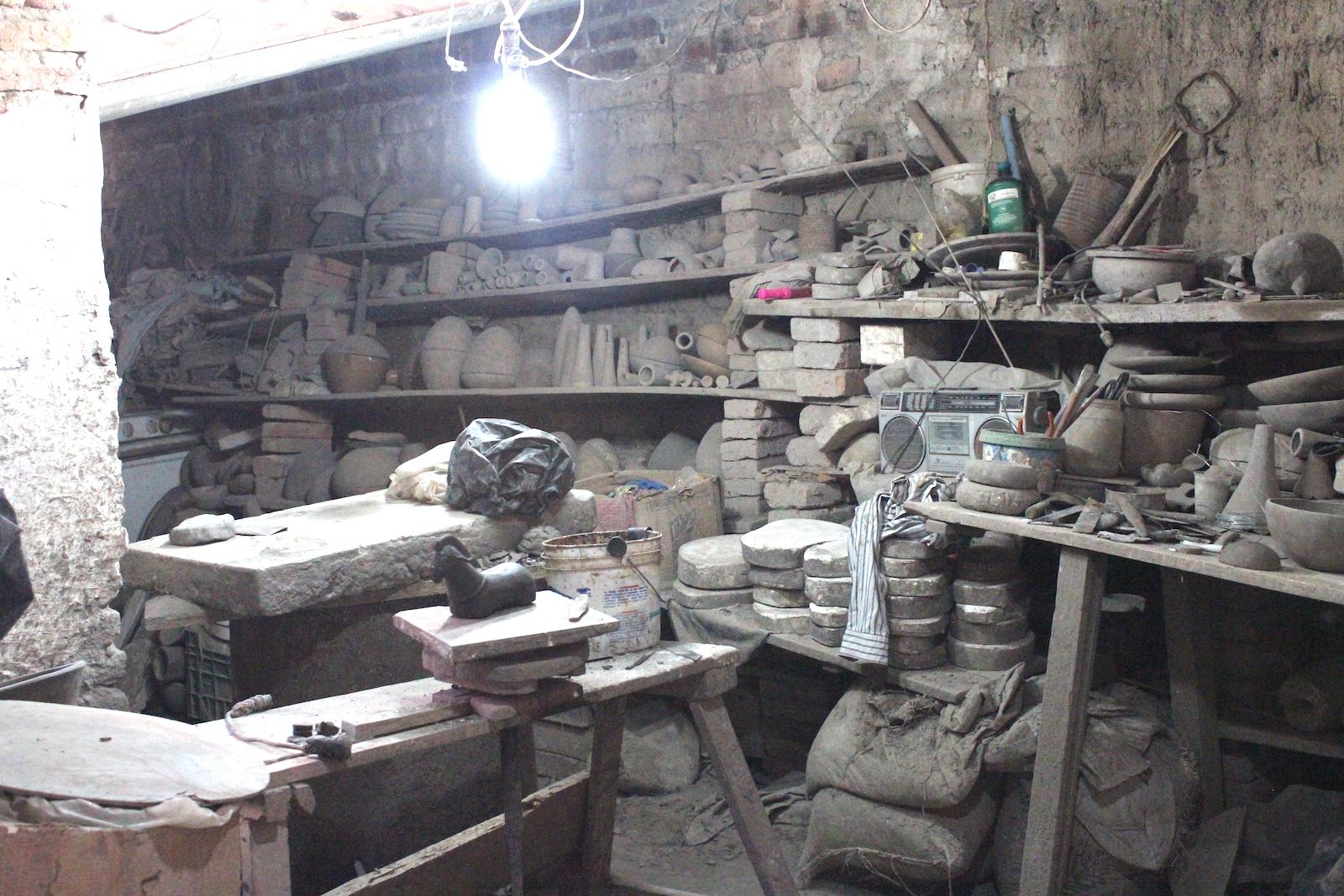 Mexico artisan