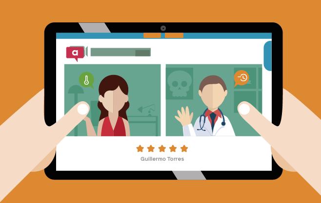 Virtual healthcare platform