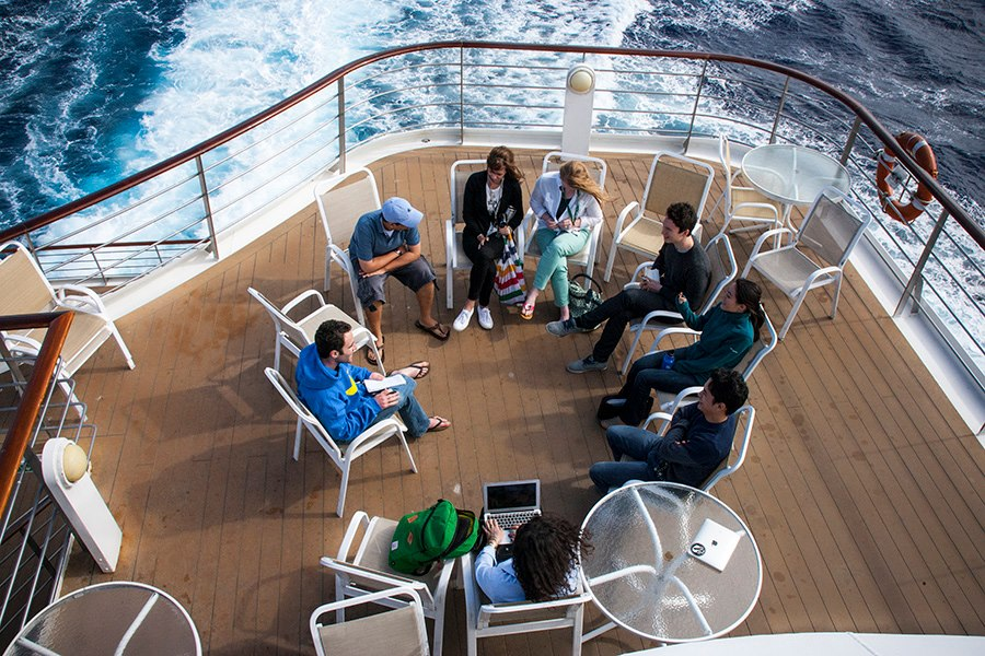 Weekly Snapshots – Program Launches and We Sail to Hawaii