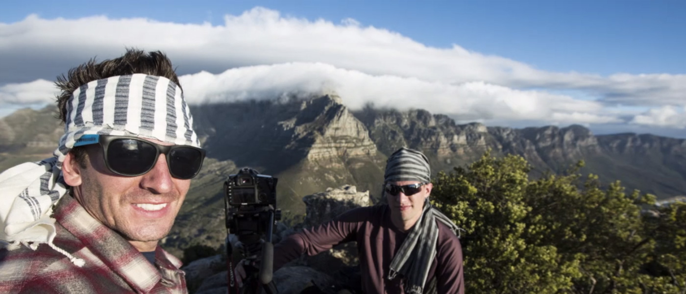 Vignettes: Short Videos & Timelapses from South Africa
