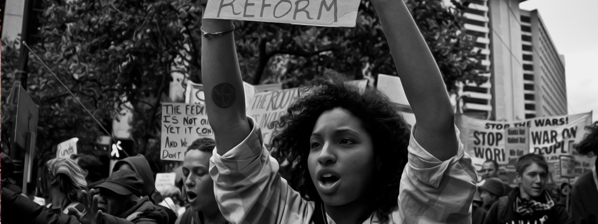 The American Dream in Black and White — Designing a Just Economy