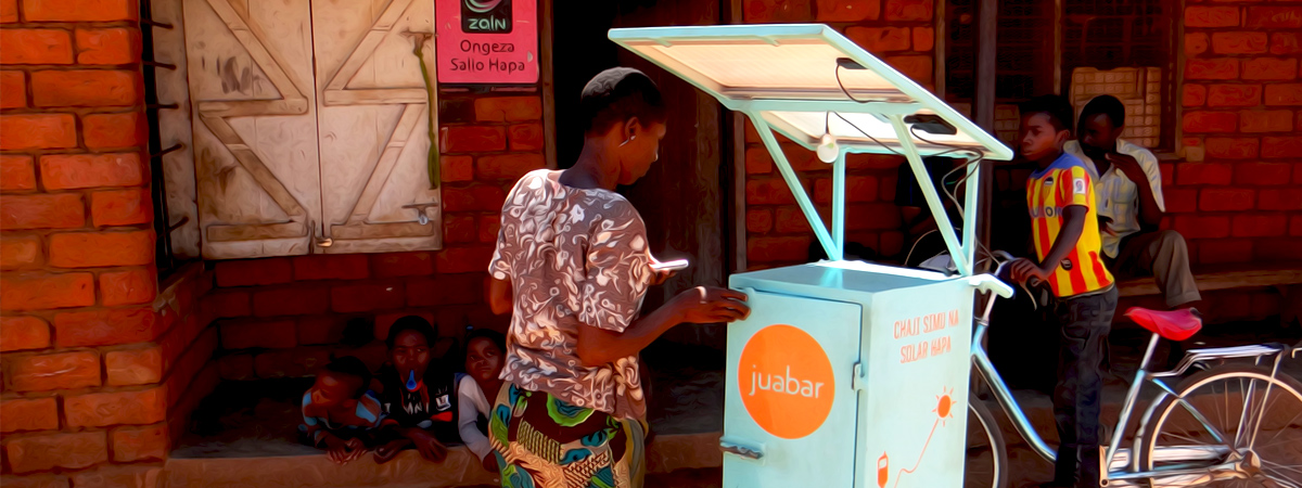 Strategic Design Disrupting Off-Grid Energy Access in Tanzania