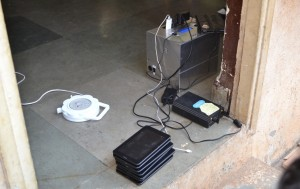 Totus Power wants to fix the electricity problem in the developing world. (Siva Rajendran)