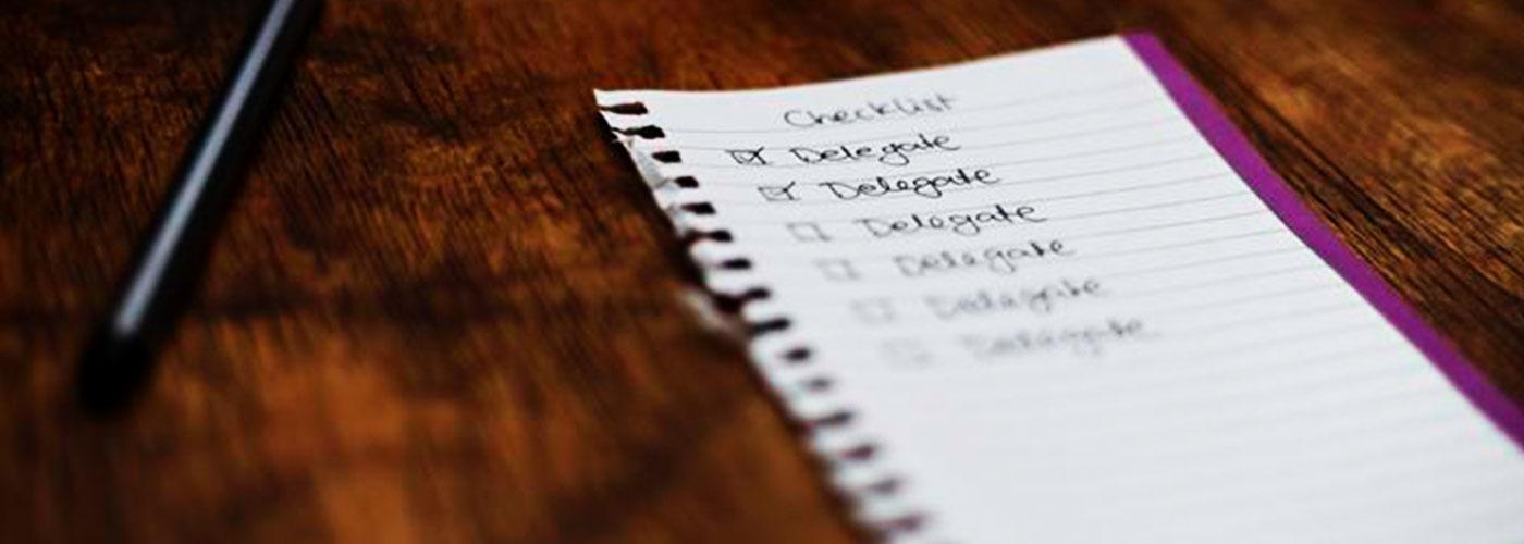COO Task List