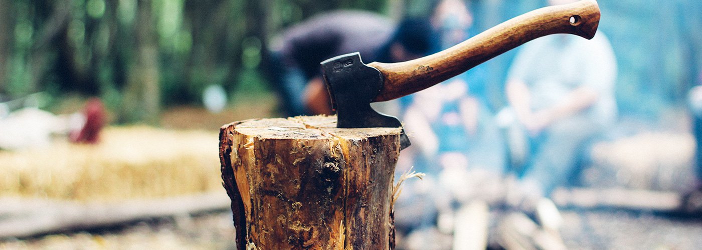 What the World's Greatest Lumberjack Can Teach You About Balance