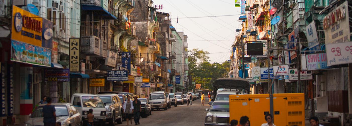 Myanmar Entrepreneurs Take on Challenges in a Changing Landscape