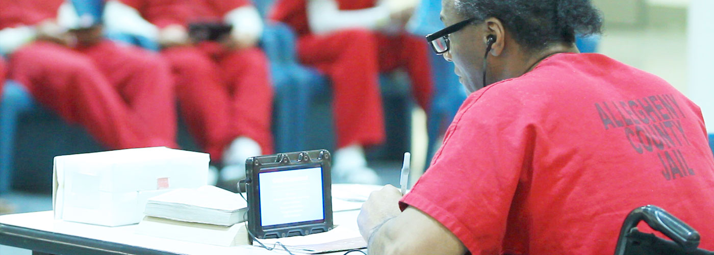 Transforming the U.S. Prison System, One Tablet at a Time